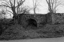 Ninebanks lime kiln 'A'. Photo by Lancaster University Archaeological Unit.