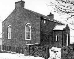 High House Chapel. Photo Peter Ryder.