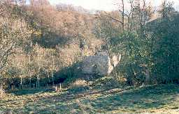 The ruins of Appletree Shield Primitive Methodist Chapel after repair works in 1999. Photo by Northumberland County Council.