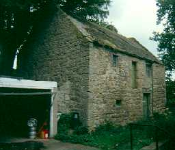 Birkshaw House bastle, Bardon Mill. Photo by Peter Ryder.
