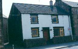 1 Golden Square, Haltwhistle. Photo by Peter Ryder.