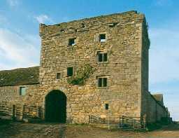 Willimoteswick gatehouse, Bardon Mill. Photo by Peter Ryder.