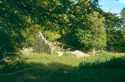 Farnalees bastle, Bardon Mill. Photo by Peter Ryder.