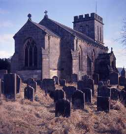Church of St Peter, Falstone