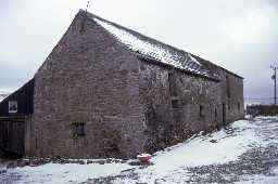 Bastle at Low Hartleycleugh, West Allen. Photo by Peter Ryder.
