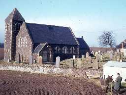 Church of St Paul, Branxton. Photo by Harry Rowland.