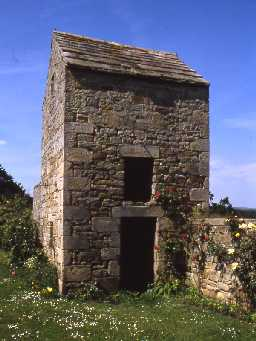 Dovecote and pigsty at Allerwash Buildings.