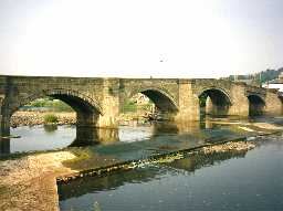 Haydon Old Bridge. Photo by Northumberland County Council.