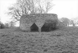 Harsondale lime kiln. Photo by Lancaster University Archaeological Unit.