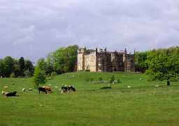 Chipchase Castle (Copyright © Don Brownlow)