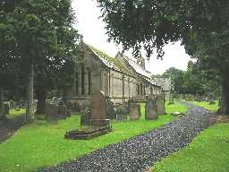 St Mungo's Church, Simonburn.