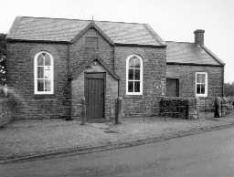 White Hall Wesleyan Methodist Chapel. Photo by Peter Ryder.