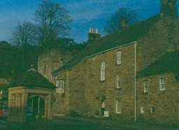 Lord Crewe Arms, Blanchland. Photo by Northumberland County Council.