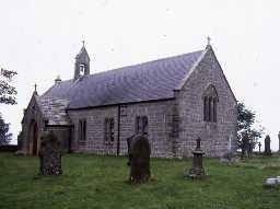 Church of St Oswald, Heavenfield.