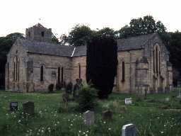 Church of St Michael, Warden.