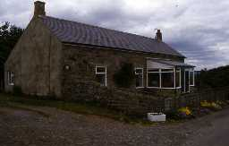Newbiggin Hall Cottage, Hexhamshire Low Quarter. Photo by Peter Ryder.