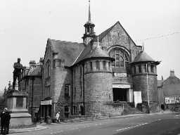 Former Primitive Methodist Chapel, Hexham. Photo by Northumberland County Council, 1971.
