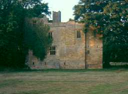 Dilston Castle. Photo by Peter Ryder.