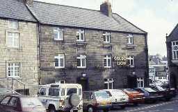 The Golden Lion Public House, Corbridge.