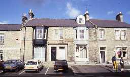 Nos 14 and 16 Hill Street, Corbridge.