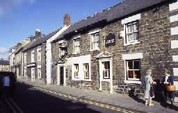 Black Bull Inn, Corbridge. Photo by Northumberland County Council.