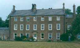 Bavington Hall. Photo by Northumberland County Council.