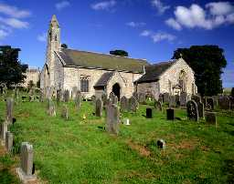 St Cuthbert's Church, Elsdon (Copyright © Don Brownlow)