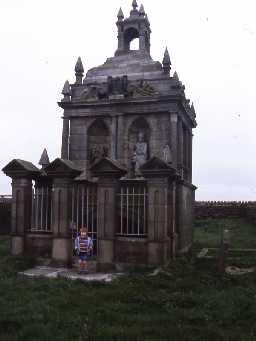 Hopper Mausoleum.