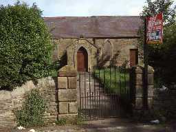 Methodist Chapel, Hedley on the Hill.