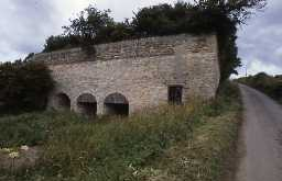 Thornbrough lime kiln, Corbridge.