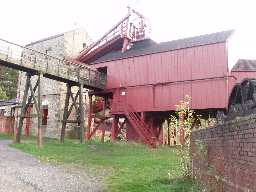 Winding Engine House & Boiler House, The Colliery 2006