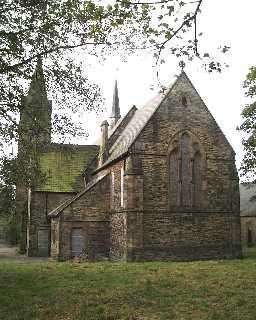 Church of St Aiden 2007