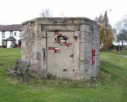 Well House, Cornsay Village 2003