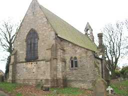 Church of St Michael, Front Street, Esh © DCC 2006