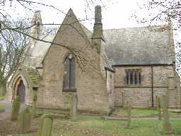 Church of St Michael, Front Street, Esh © DCC 2004