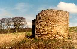 Dovecot NW of Greencroft Cottage 1995
