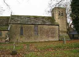 Church of St Cuthbert, Satley 2004