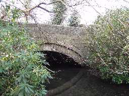 Starling Bridge over Beamish Burn, Beamish © DCC 2004