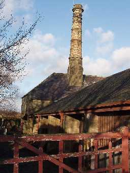 Farm Buildings, Beamish Hall Farm © DCC 2007