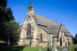 Church of St Barnabas 2005