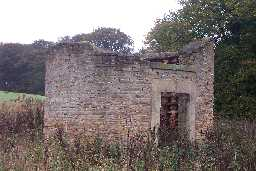 Dovecot NW of Greencroft Cottage, Greencroft © DCC 2006
