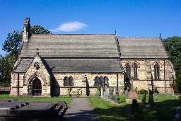 Church of St Barnabas 2006
