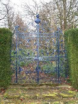 Detached Pair of Gates, 45m SW of Biddick Hall 2005