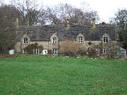 Brewery Cottages 2007