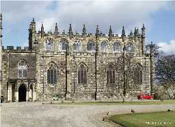 Chapel of St Peter at Auckland Castle 2001