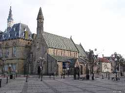 Church of St Anne, Market Place 2006