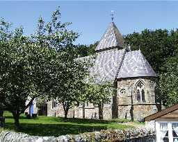 Church of St James, Hunstanworth 2002