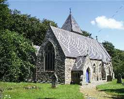 Church of St James, Hunstanworth 2004