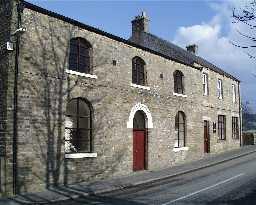 Wearhead Methodist Chapel, A689, Wearhead 2003