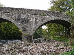 Haswick's Bridge, Westgate 2004